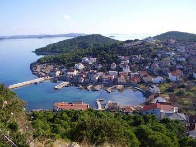 L'île Vrgada
