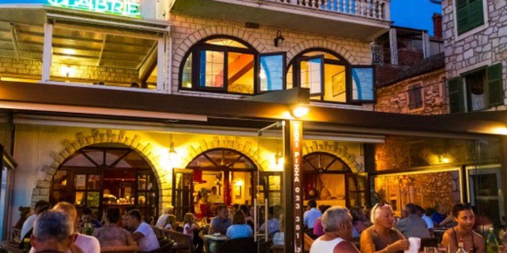 Restoran-pizzeria & coctail bar Gabre