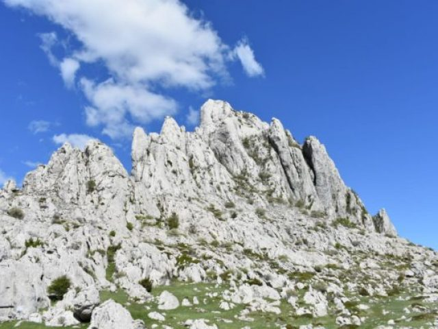 Mountain adventure on Velebit