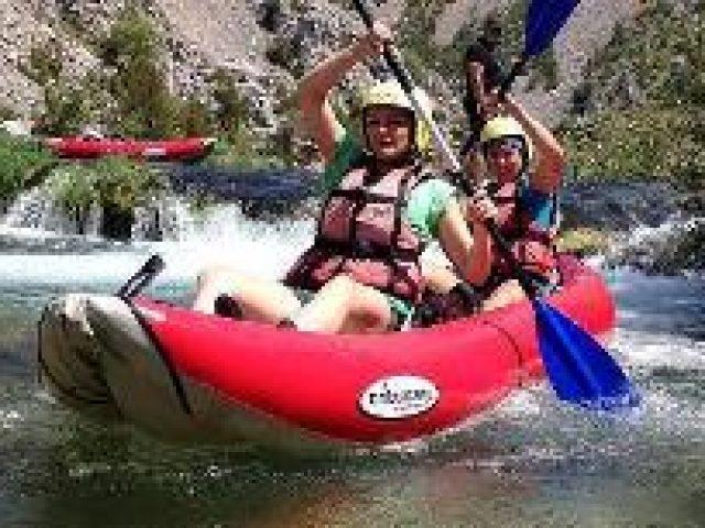 Kayak safari on river Zrmanja