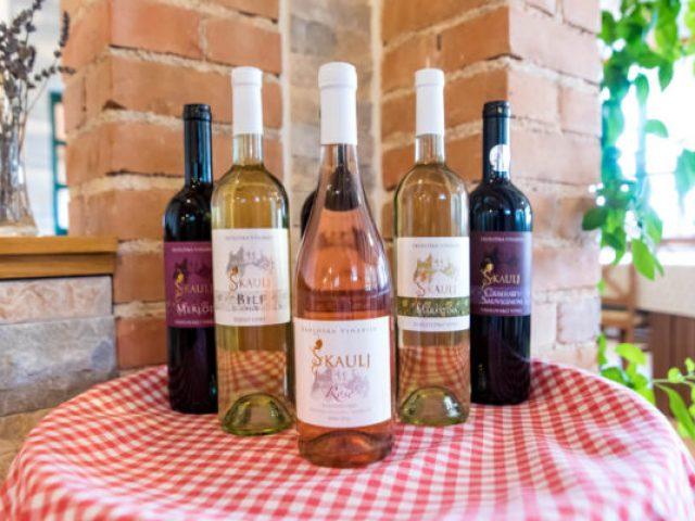 Ecological winery Škaulj
