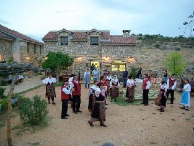 Das Haus des Dalmatinischen Räucherschinken