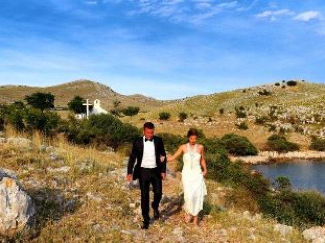 Vjenčanje u Nacionalnom parku Kornati