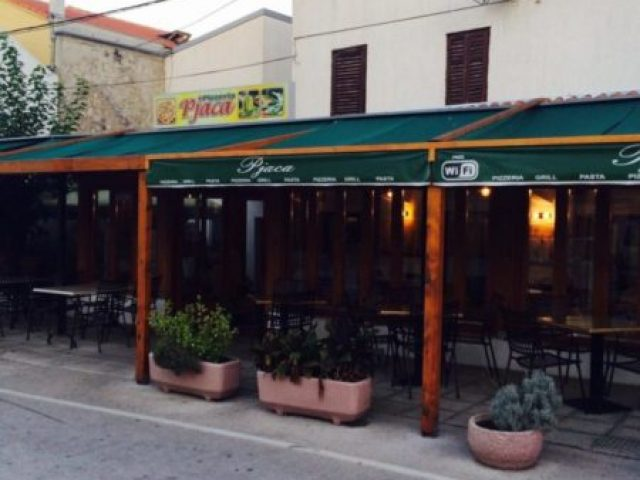 Restaurant-pizzeria Pjaca